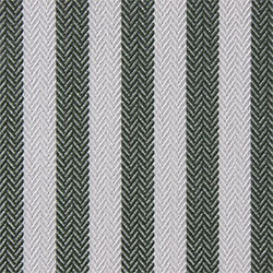 Acrilico Thin Stripes Red/White Piping Red
