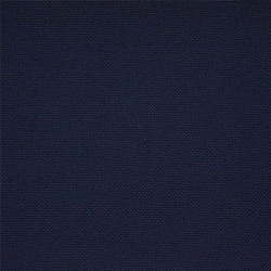 Acrilico Blue Navy Piping White