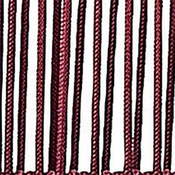 Round Rope Ruby Wine