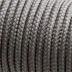 Round Rope Dark Grey