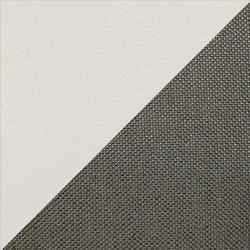 Alluminio Warmwhite + Acrilico Nature Grey