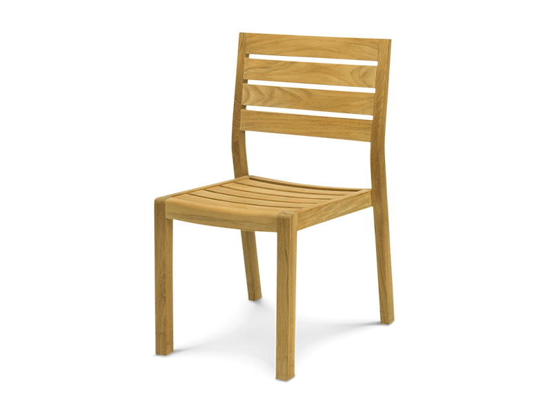 Ethimo Ambra sedia impilabile