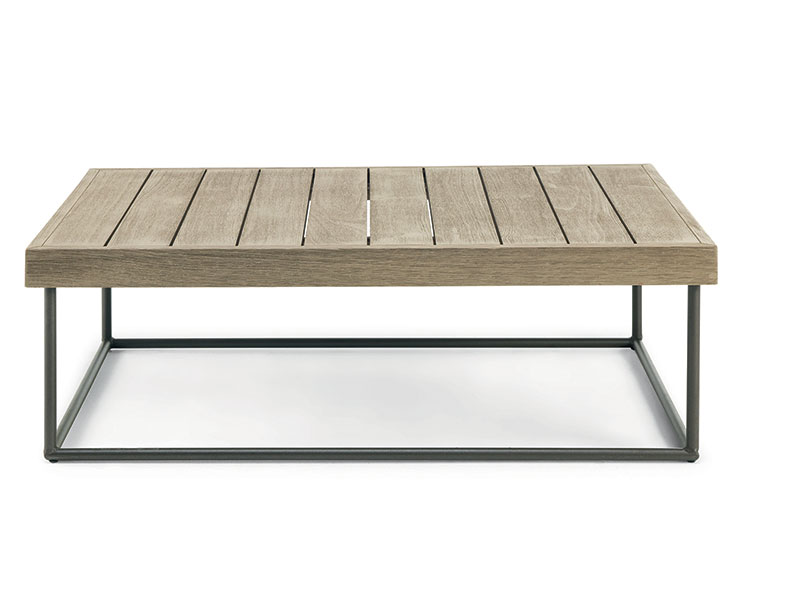 Ethimo Allaperto Mountain / <small>Etwick</small> tavolo basso 70x100