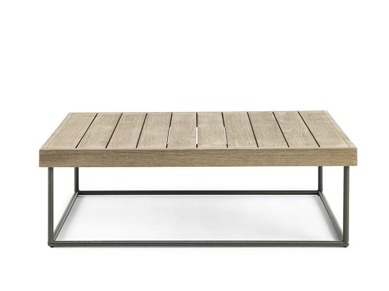 Ethimo Allaperto Urban tavolo basso 70x100