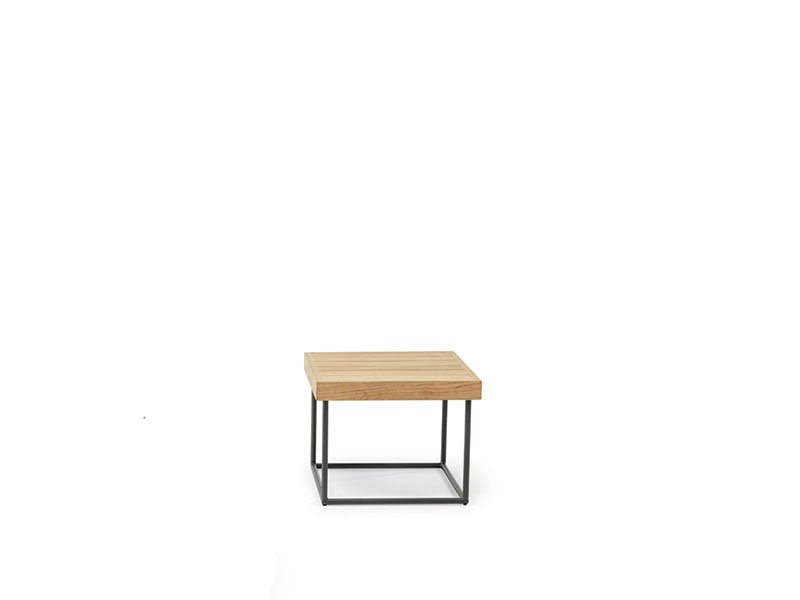 Ethimo Allaperto Nautic tavolo basso 50x50
