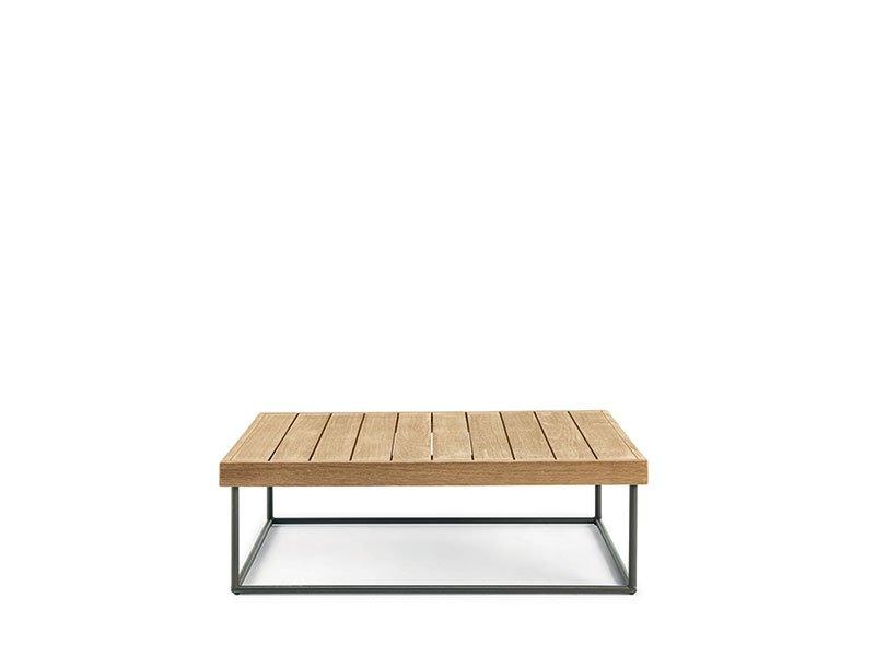 Ethimo Allaperto Nautic tavolo basso 100x70
