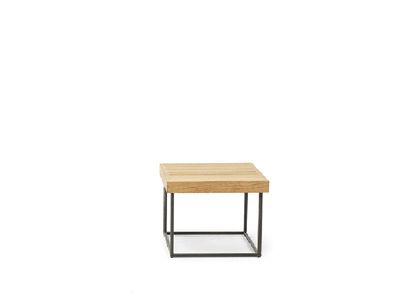 Ethimo Tavolo basso in teak 50x50