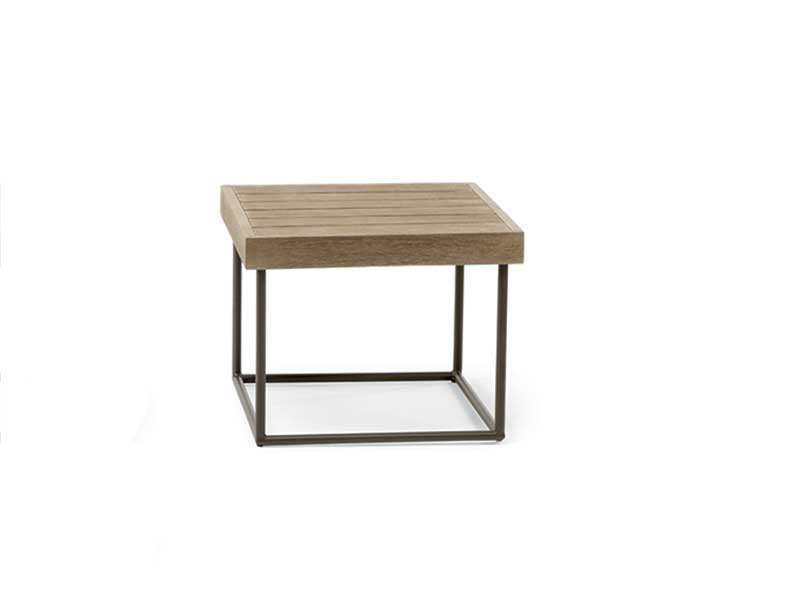 Ethimo Allaperto Mountain / <small>Etwick</small> tavolo basso 50x50