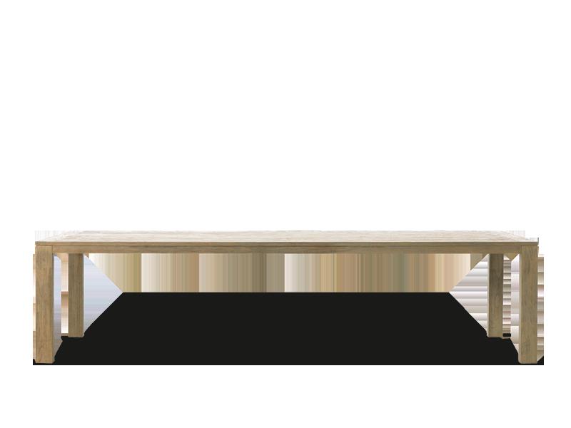 Ethimo Costes tavolo rettangolare 300x110cm