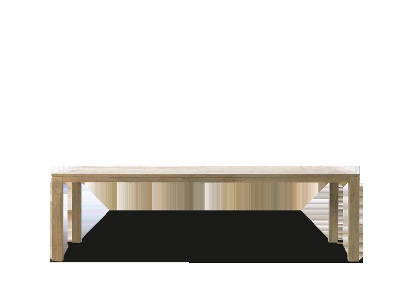Ethimo Costes tavolo rettangolare 240x160 cm