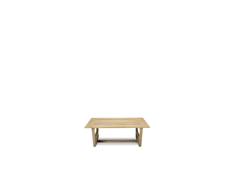 Ethimo Costes tavolo basso 100x60cm