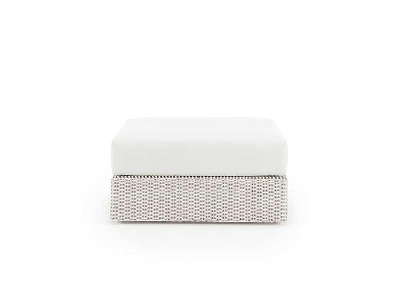 Ethimo Cube pouf
