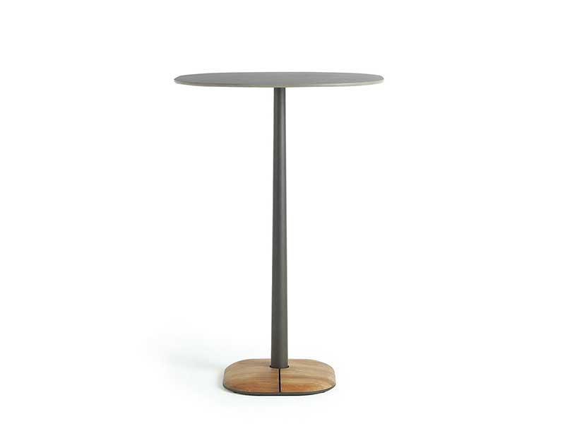 Ethimo Enjoy tavolo alto 70x70 h 106