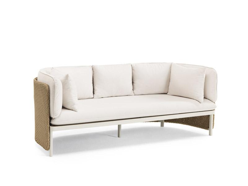 Salotti e divani da giardino e poltrone da esterno di design ...