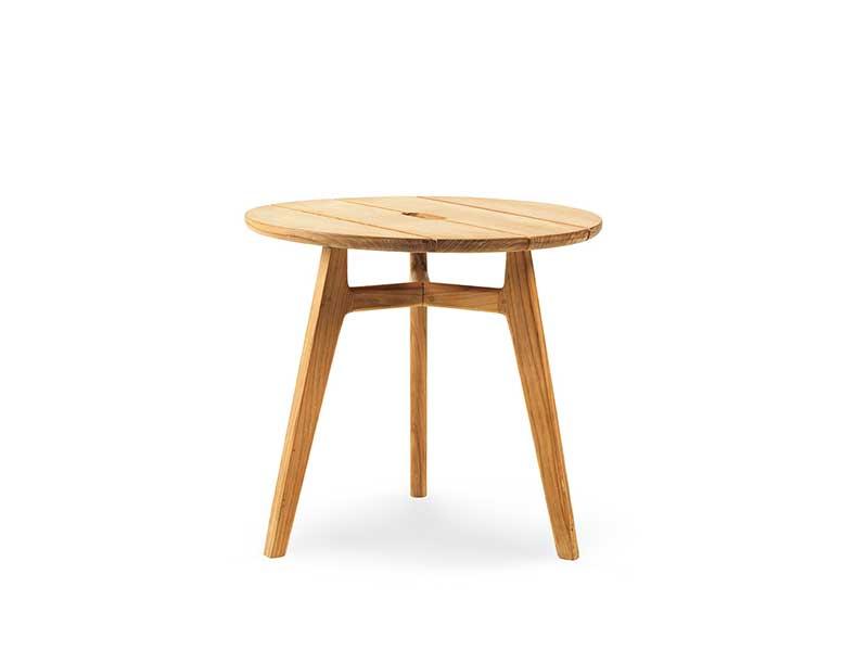 Ethimo Knit tavolino Ø 50
