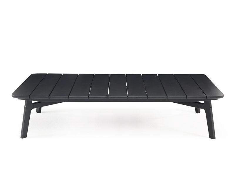 Ethimo Knit tavolo basso 137x75