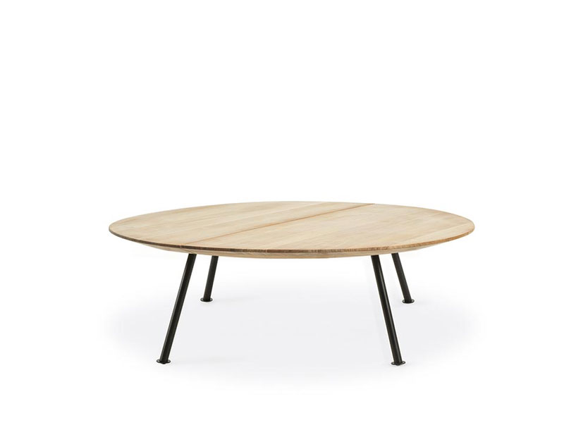 Ethimo Agave coffee table Ø 110