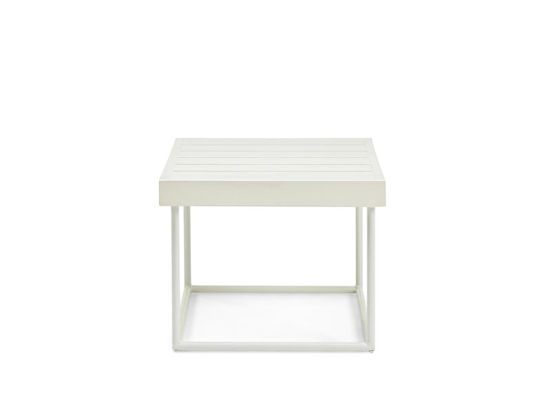 Ethimo Allaperto Camping chic – Coffee table quadrato