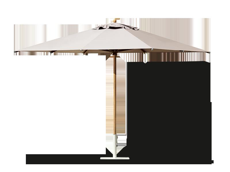 Ethimo Classic ombrellone 3x3 m