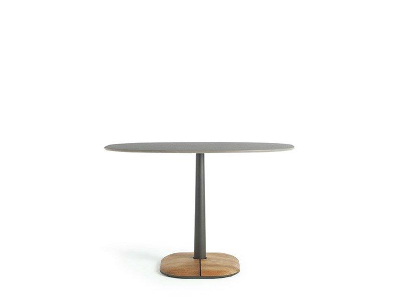 Tavolo Rotondo Allungabile Da Esterno.Tavoli Da Giardino E Da Esterno Di Design Ethimo Shop