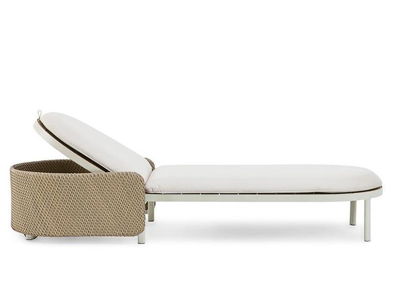 Arredamento e lettini da piscina di design ethimo shop for Tavolo esterno 70x100