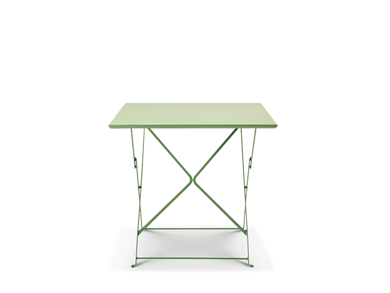 Ethimo Flower tavolo quadrato 80x80cm