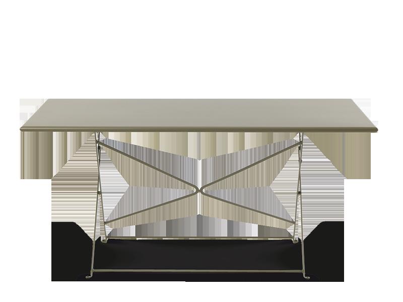 Ethimo Flower tavolo rettangolare 160x80cm