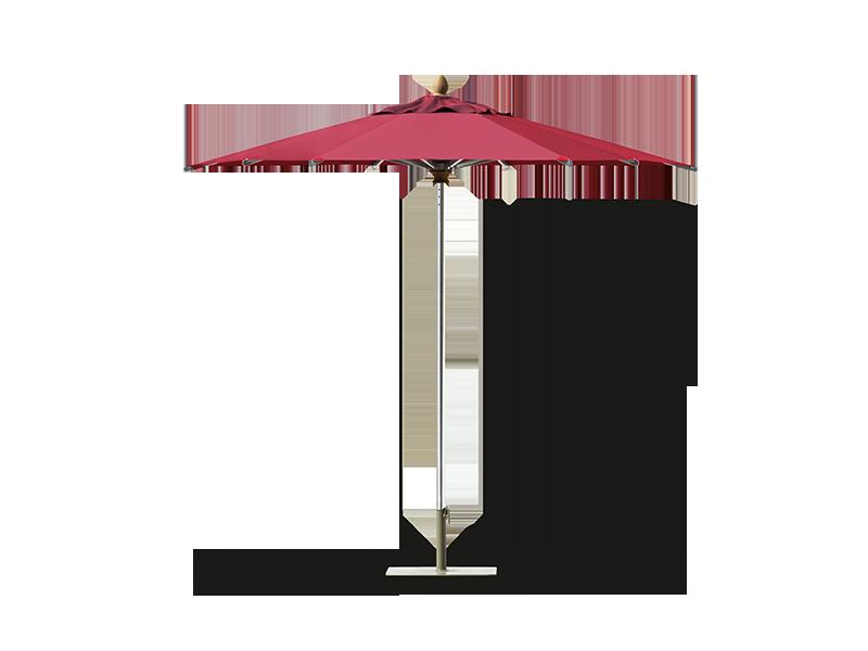 Ethimo Free ombrellone 2,2x2,2 m
