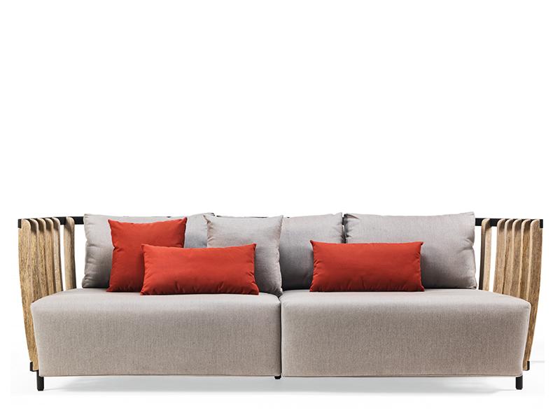 Salotti e divani da giardino e poltrone da esterno di design ethimo shop - Poltrone da esterno design ...