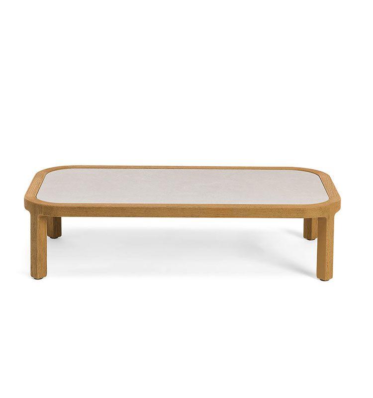 Grand Life  – Tavolo basso - Tavolino 100x65 h 25 Ethimo