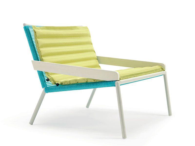 Allaperto Camping Chic – Cuscino seduta e schienale - Cuscino in polipropilene Ethimo
