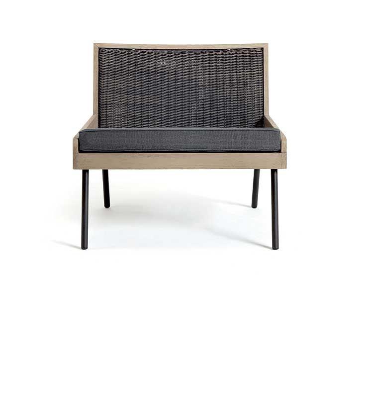 Cuscino seduta - Cuscino seduta per poltrona Allaperto Ethimo