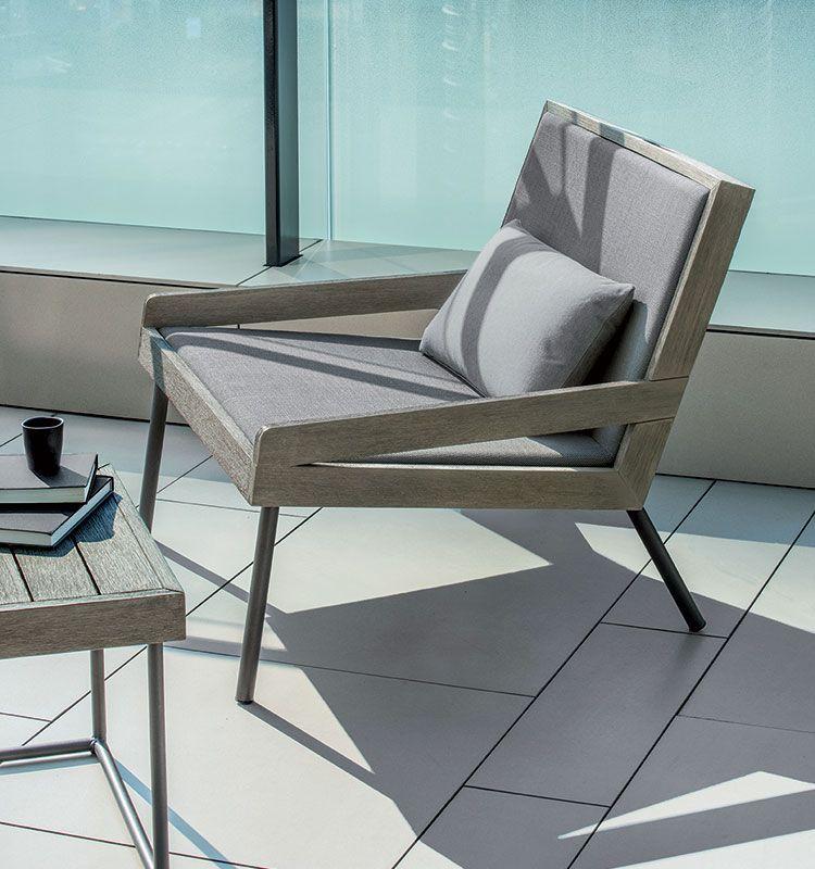 Allaperto Urban – Poltrona lounge - Poltrona lounge Ethimo