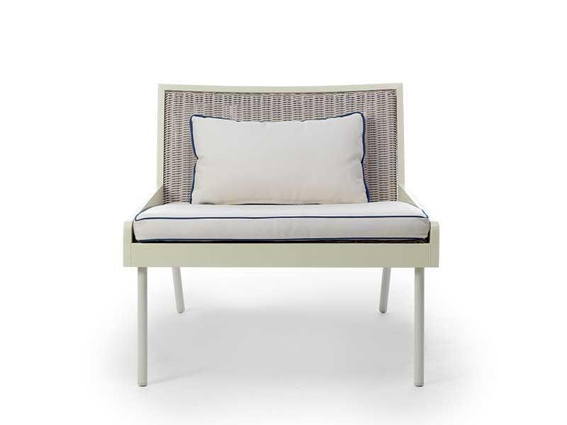 Allaperto Grand Hotel - Cuscino seduta e schienale - Cuscino in acrilico Ethimo