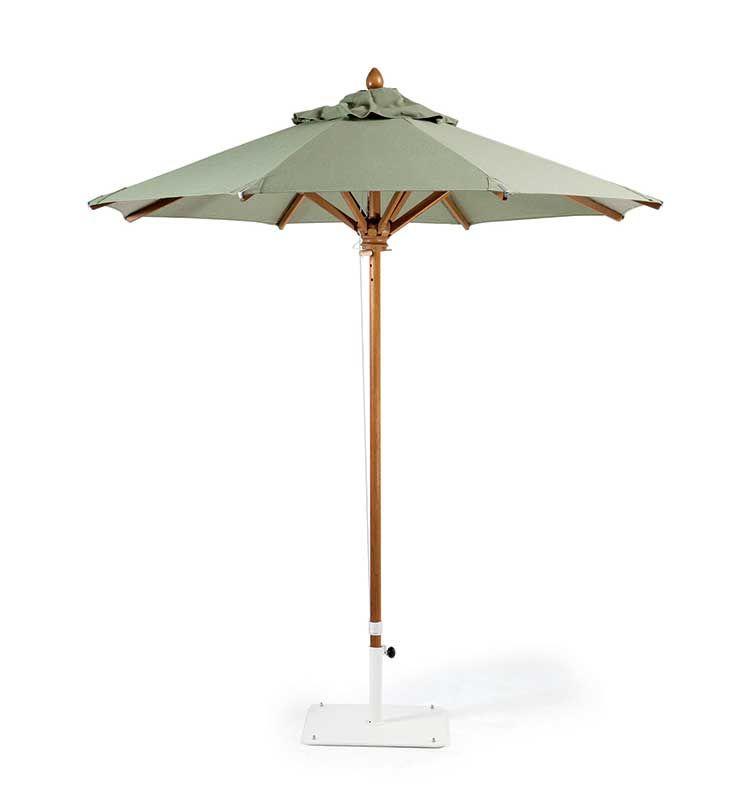 Classic – Ombrellone Ø 2,5m - Ombrellone rotondo con palo centrale Ethimo