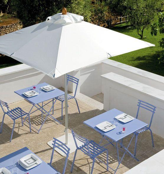 Dehors – Ombrellone - ombrellone in alluminio Ethimo