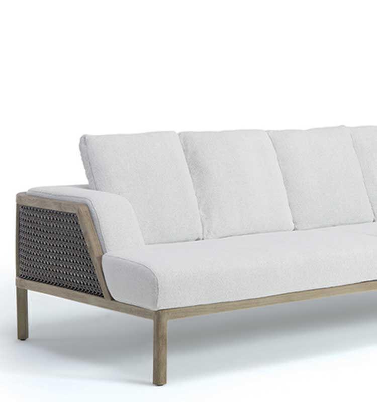 Grand life – Back cushion - Cuscino schienale Ethimo