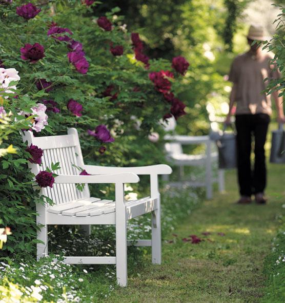 Notting Hill – Panca - Panca da giardino Ethimo