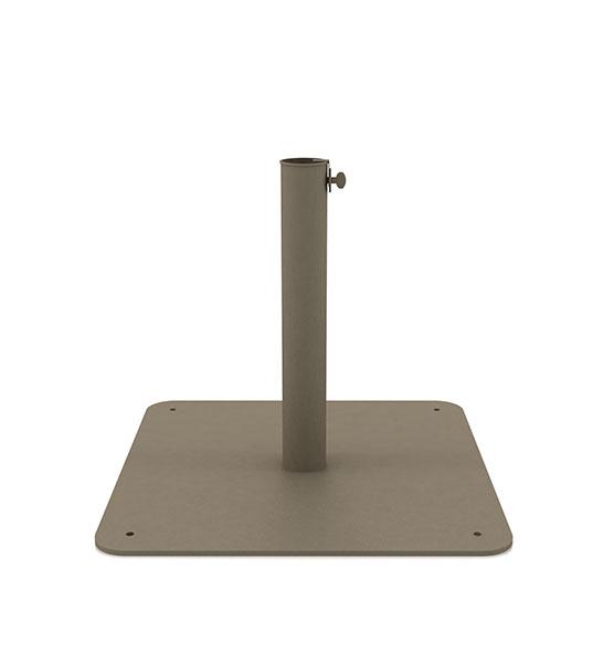 Base per ombrelloni 23Kg linea Classic/Free - base 23Kg per ombrelloni da esterno Ethimo