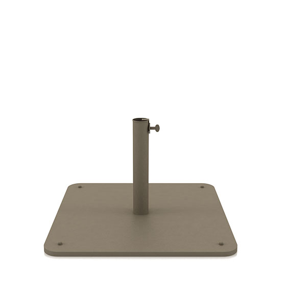 Base per ombrelloni 47kg linee Classic e Free - base 47Kg Ethimo