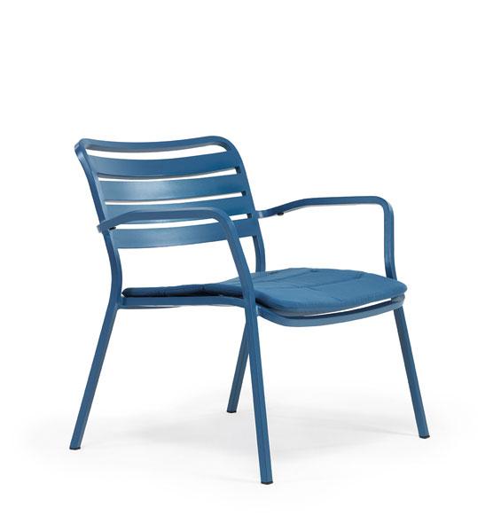 Cuscino in acrilico per poltrona Ocean - cuscini per seduta in vari colori Ethimo