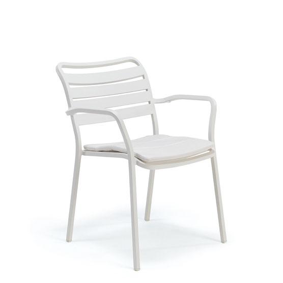 Cuscino per poltrona dining Ocean - cuscino per seduta in acrilico Ethimo