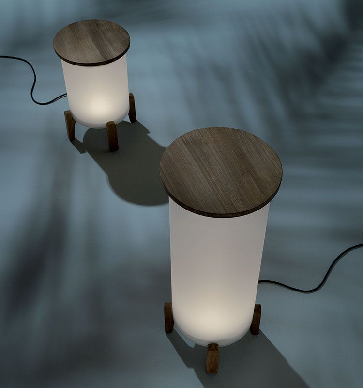 Shake – Lampada da terra - Lampada da terra a LED Ethimo
