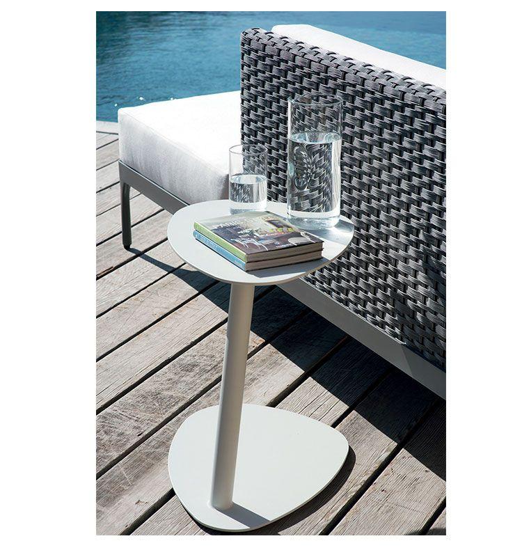 Smart – Tavolino - tavolino da giardino in alluminio Ethimo