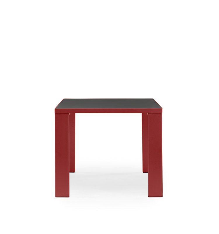 Tavolo quadrato 90x90 - tavolo da giardino Ethimo
