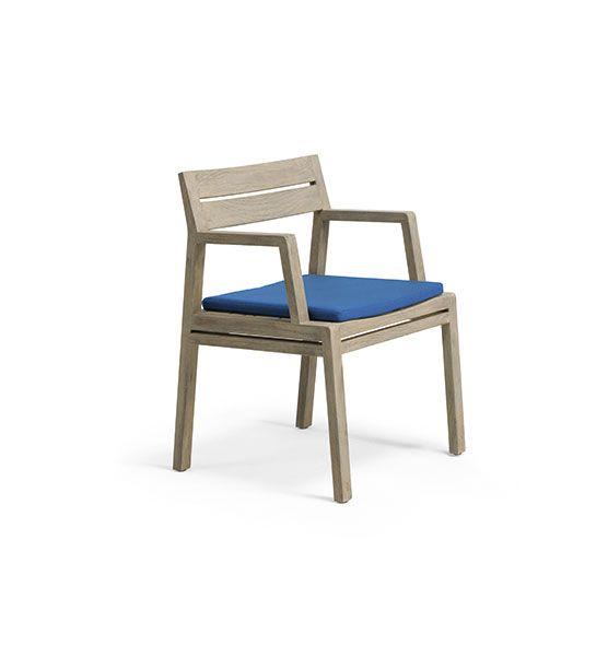 Cuscino per poltrona Costes - Cuscino per la seduta della poltrona Ethimo