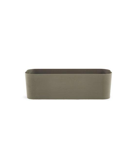 Clostra – Fioriera - Fioriera di design in metallo Ethimo