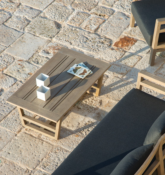 Costes – Tavolo basso - tavolino 100x60 Ethimo