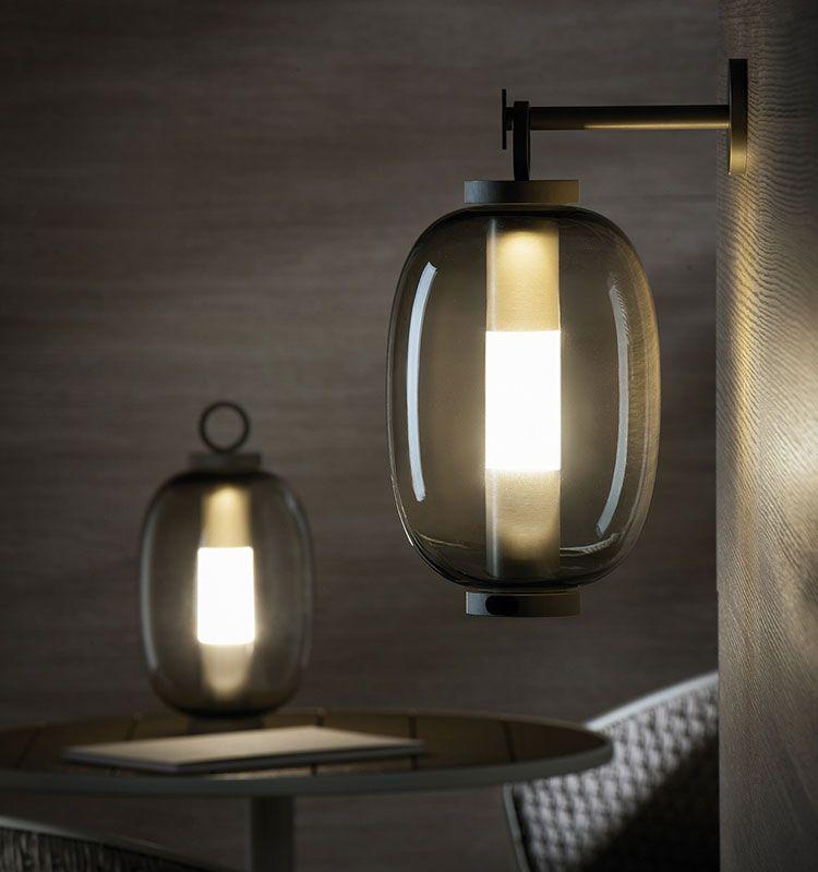 Lucerna – Staffa per lampada - Staffa in alluminio Ethimo