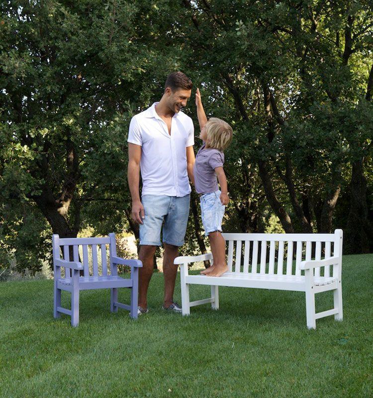 Notting Hill - poltrona bambini - Poltrona in legno naturale adatta ai bambini Ethimo